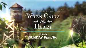 When Calls the Heart S06E07 Hope is With the Heart [Video]