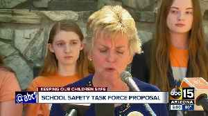State superintendent announces 'School Safety Task Force' [Video]