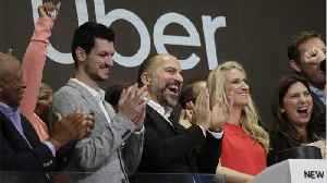 Uber down $14 Billion since Friday [Video]