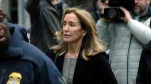 News video: Felicity Huffman Pleads Guilty In College Admissions Scandal