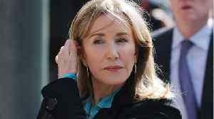 Actress Felicity Huffman plead guilty [Video]