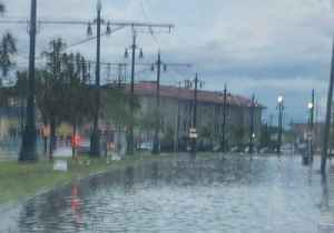 Flash Flooding Hits Lower Ninth Ward in New Orleans [Video]