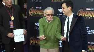 Comic book legend Stan Lee's ex-manager charged with elder abuse [Video]