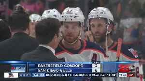 Condors fall 6-2 and close season in Game 6 of Pacific Division Finals [Video]