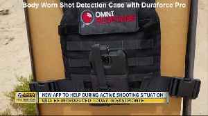 New app to help during active shooting situation launching today [Video]