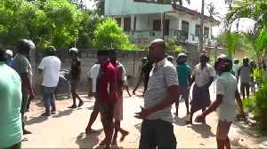 One killed as unrest turns deadly in Sri Lanka [Video]