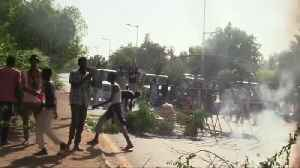 "Four die in Sudan protests as military rulers say won't allow ""chaos"" [Video]"