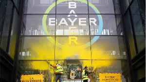 Bayer stock hits 7 year low [Video]