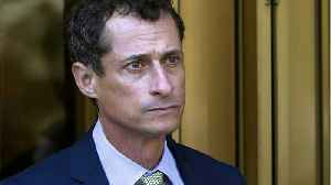 Anthony Weiner is out of the house-way house [Video]