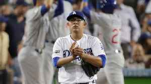 Dodgers pitcher Julio Urias arrested for alleged domestic violence [Video]