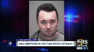 Infant dies after being left in hot car in Lake Havasu City [Video]