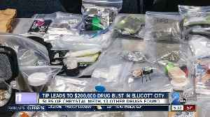 Resident's complaint leads to large drug bust in Ellicott City [Video]