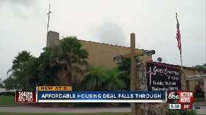 St. Pete affordable housing plan called off after neighborhood opposition [Video]