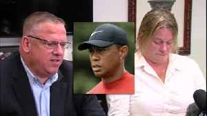 Tiger Woods, girlfriend sued after employee's deadly drunk driving wreck in Martin County [Video]