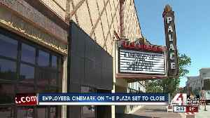 Cinemark on the Plaza to close [Video]