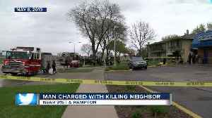 Milwaukee man facing homicide, arson charges in morning apartment fire [Video]