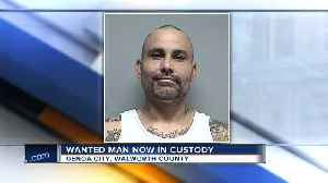 Man wanted by Genoa City Police in custody, allegedly ran away from police at Lake Geneva Home Depot [Video]