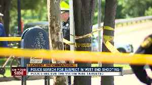 Police seek suspect in fatal West End shooting [Video]