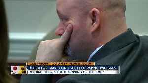 Man accused in murder-for-hire plot found guilty of raping girl [Video]