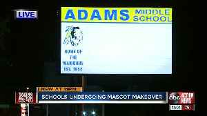 Hillsborough schools moving away from mascots using Native American images [Video]