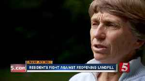 Maury County residents fight reopening landfill after vote to shut it down last year [Video]