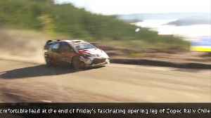 News video: FIA World Rally Championship 2019 in Chile News