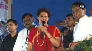 Priyanka Gandhi mocks PM Modi's 'radar' comment, calls him 'defence expert' [Video]