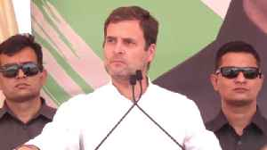 'Do aircraft vanish from radar during rains?': Rahul's poser for PM Modi [Video]
