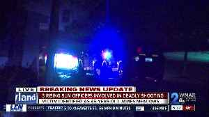 Officer-involved shooting reported in Cecil County, state police say [Video]