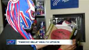 Bills super fan Pancho Billa unable to communicate because of medication [Video]
