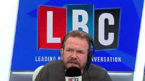 James O'Brien's Ferocious Row With Caller Who Backs WTO Brexit [Video]