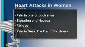Knowing The Symptoms: Women & Heart Disease [Video]