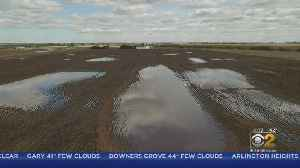 Flooding Stalls Planting On Illinois Farms [Video]