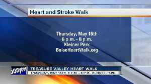 Treasure Valley Heart Walk [Video]