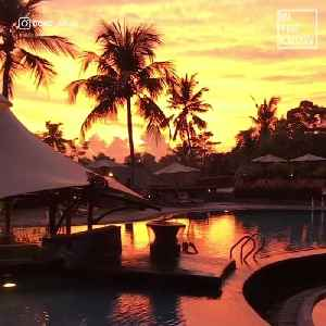 This Indonesian resort is the perfect spot to unwind [Video]
