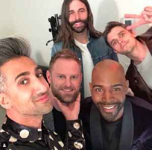 'Queer Eye' cast comments on each other's Instagrams [Video]