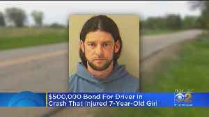 $500,000 Bond For Hit-And-Run Driver Who Injured 7-Year-Old [Video]