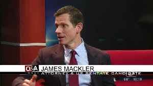 Out and About Today: James Mackler [Video]