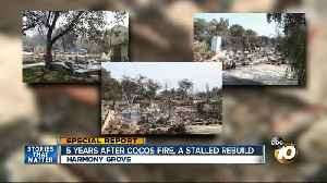 5 years after Cocos Fire, community in north San Diego County is slow to rebuild [Video]