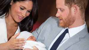 Disney gift Duke and Duchess of Sussex's son a Winnie-The-Pooh animation [Video]