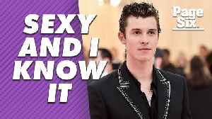 Shawn Mendes' sexiness will leave you in 'Stitches' [Video]