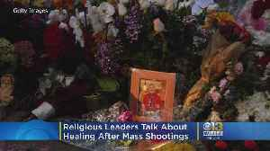 DC Religious Leaders Talk About Healing After Mass Shootings, MPD Enhance Security [Video]