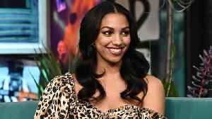 Corinne Foxx Joins The Table [Video]