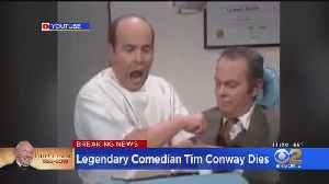 Actor, Comedy Legend Tim Conway Dies At 85 [Video]