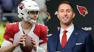 Miami Dolphins QB Josh Rosen describes phone call with Arizona Cardinals head coach Kliff Kingsbury before QB Kyler Murray was s [Video]