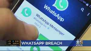 Major Security Breach Reported With WhatsApp [Video]