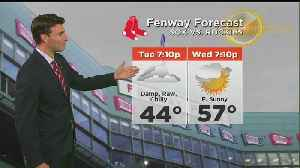 WBZ evening forecast for May 14, 2019 [Video]