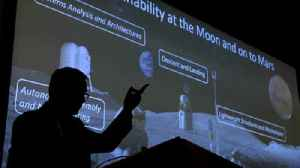 $1.6 Billion Needed to Return to the Moon [Video]