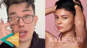 James Charles Lies EXPOSED! Kylie Jenner BASHES For New Skin Care Line! | DR [Video]