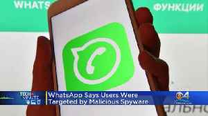 WhatsApp Reveals Major Security Flaw [Video]